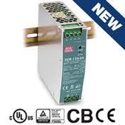 پاور ریلی  با خروجی 12 ولت و 6 امپر  دارای استاندارد اروپا سری EDR